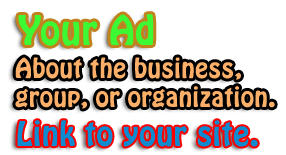 Example of Graphic Advertisement and Link from Constant Strategies to Your Website