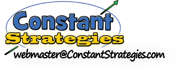 Constant Strategies Logo