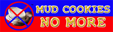 Mud CookiesNo More Logo